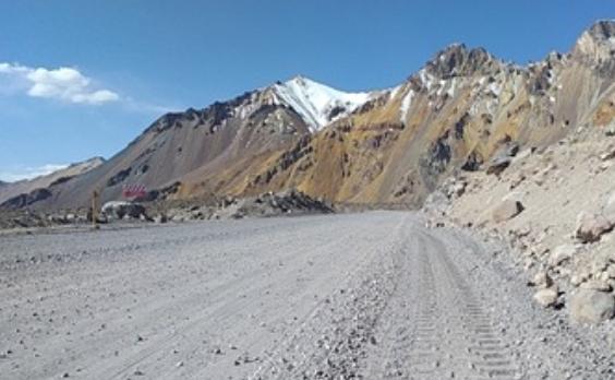 Integração Tacna Colipa fronteira com a Bolívia